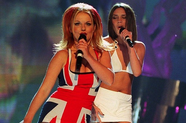 It's Now Been Eighteen Years Since Geri Halliwell Wore ~That~ Union Jack Dress