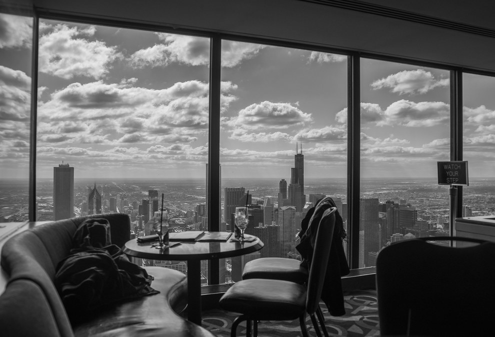 The Signature Lounge — Chicago