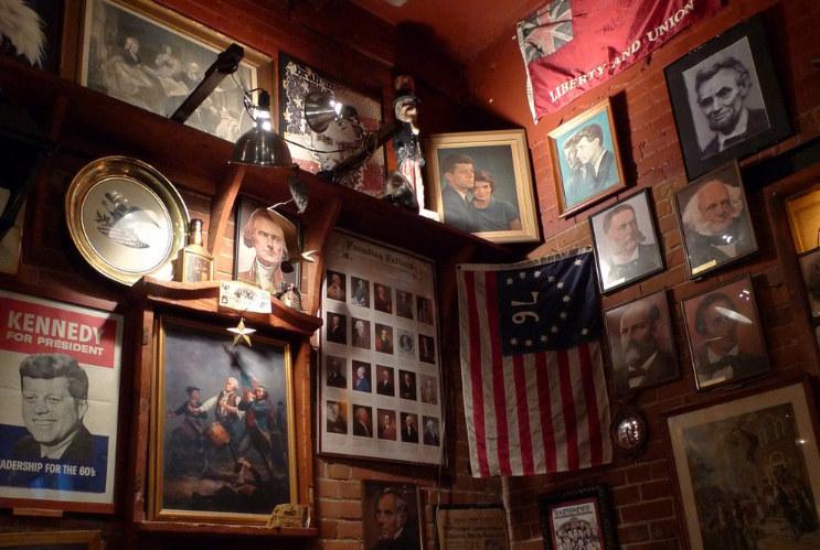 Founding Fathers Pub — Buffalo