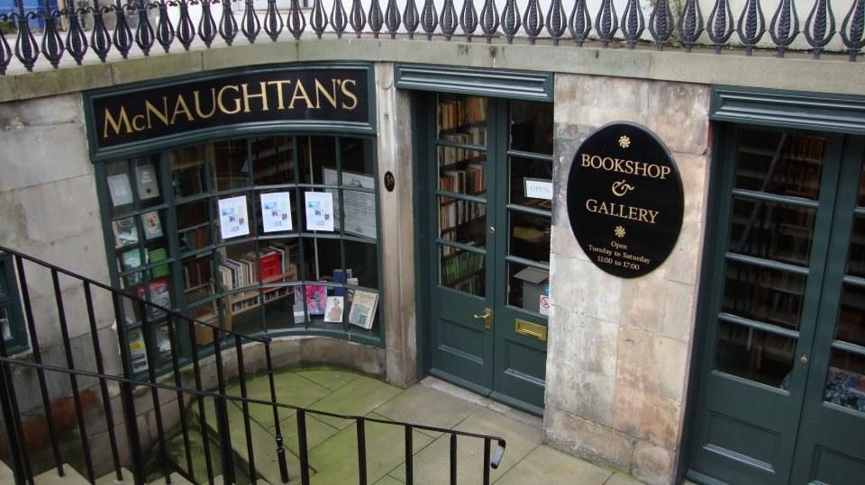 McNaughtan's Bookshop & Gallery