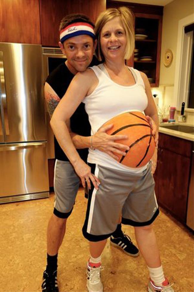 2.) Basketball Family