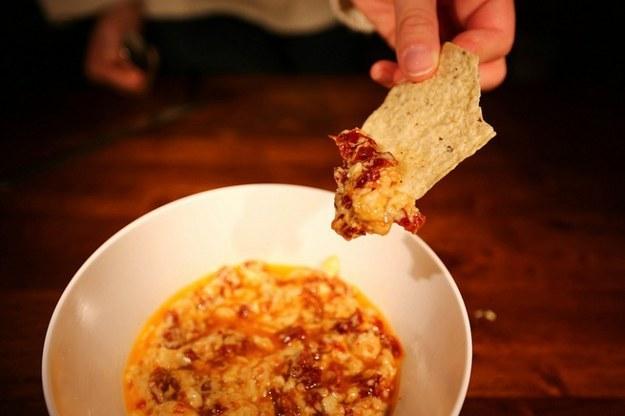 Sun-Dried Tomato & Brie Dip
