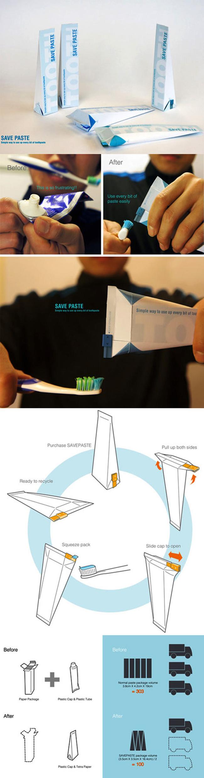 6.) This waste-free toothpaste revolution.
