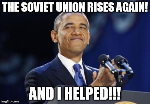 2nd Term Obama