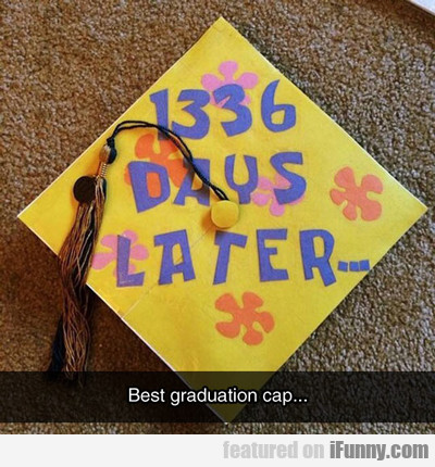 Best Graduation Cap...